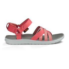 Teva W's Sanborn Sandals Rose Coral